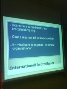 7.Internationell brottslighet