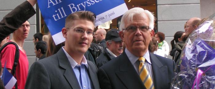 Dywik och Alf Svensson