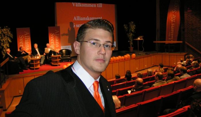 Dywik på Allianskonvent i Oskarshamn