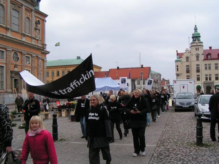 Kalmar mot trafficking
