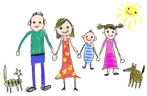 Familjen är samhällets viktigaste grundsten