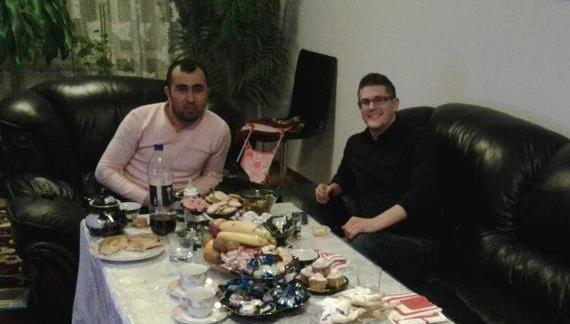 uzbekisk middag