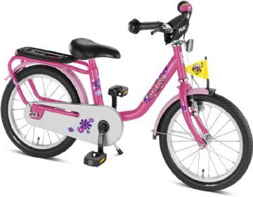 Punky´s rosa barncyckel ifrån Eurotoys. En fin present - eller skadligt för din dotter?